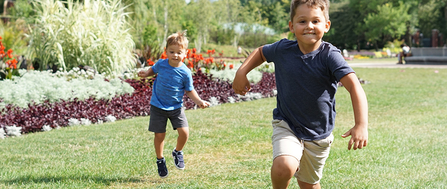 Active kids healthy adults