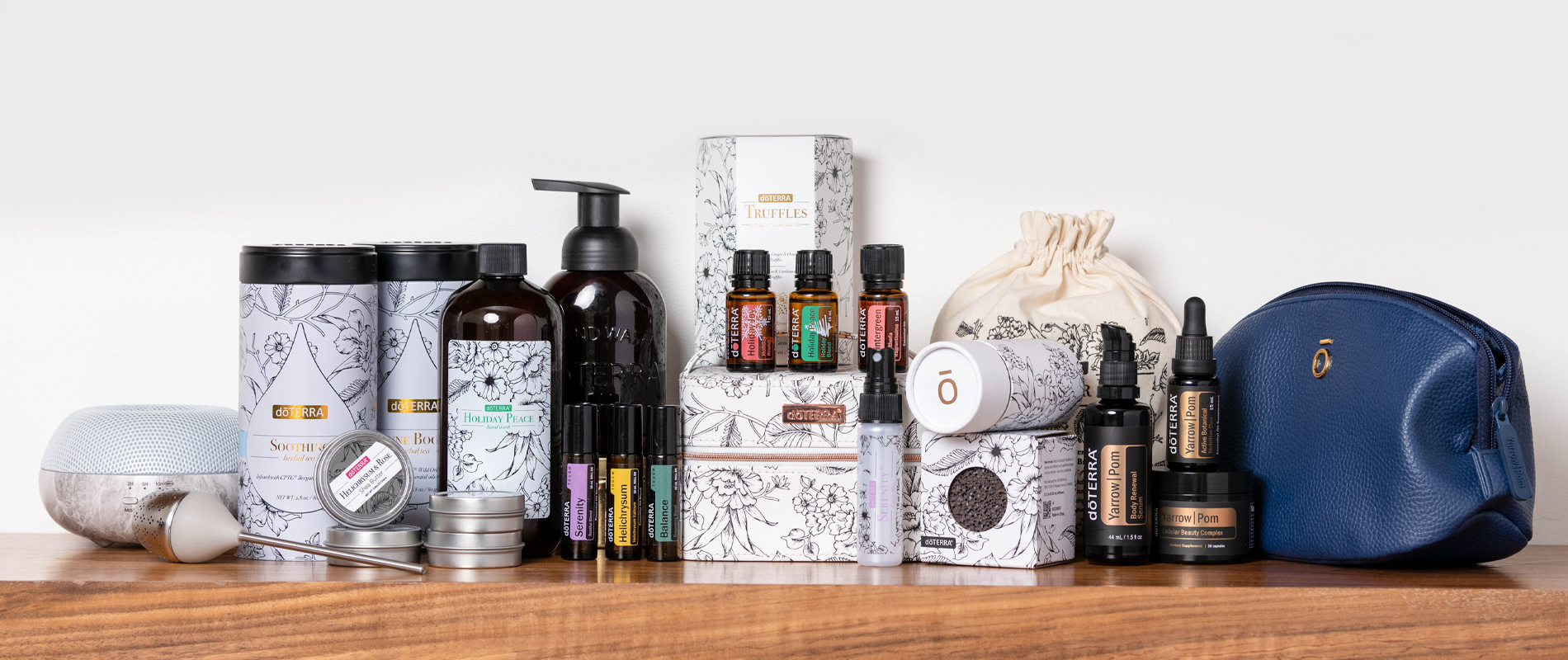 doTERRA's Essential Oils